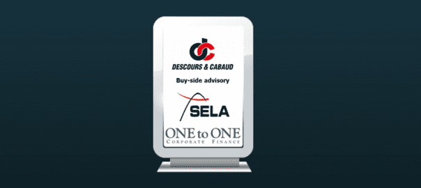 onetoone-advised-descours & cabaud acquisition