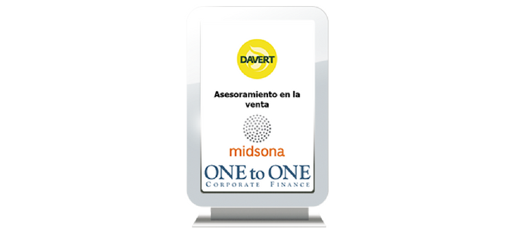 Operación de M&A asesorada en el sector de comida: Midsona adquiere Davert