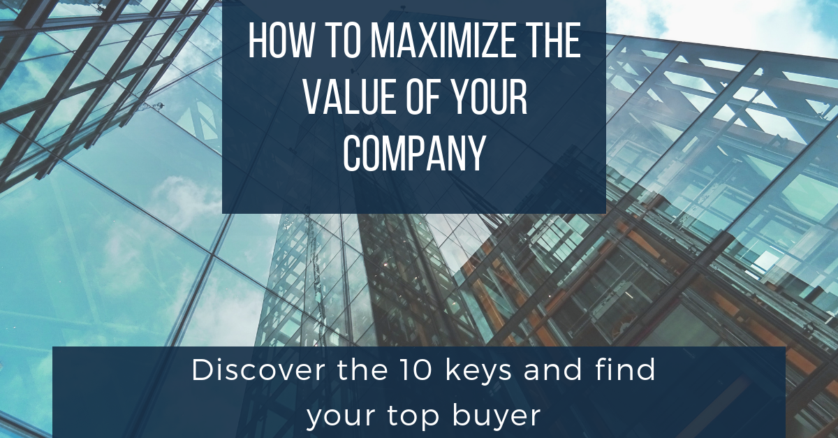 How to maximize the value