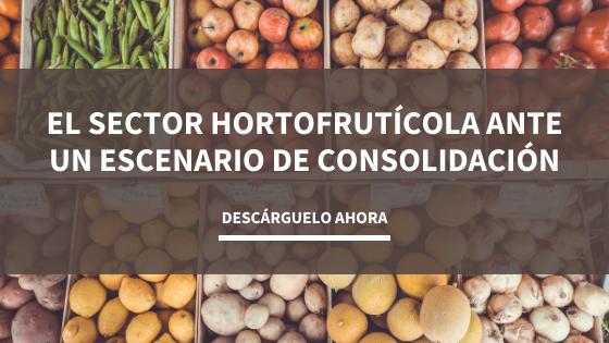 El sector hortofrutícola ante un escenario de consolidación