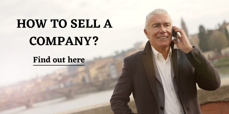 How to sell a company